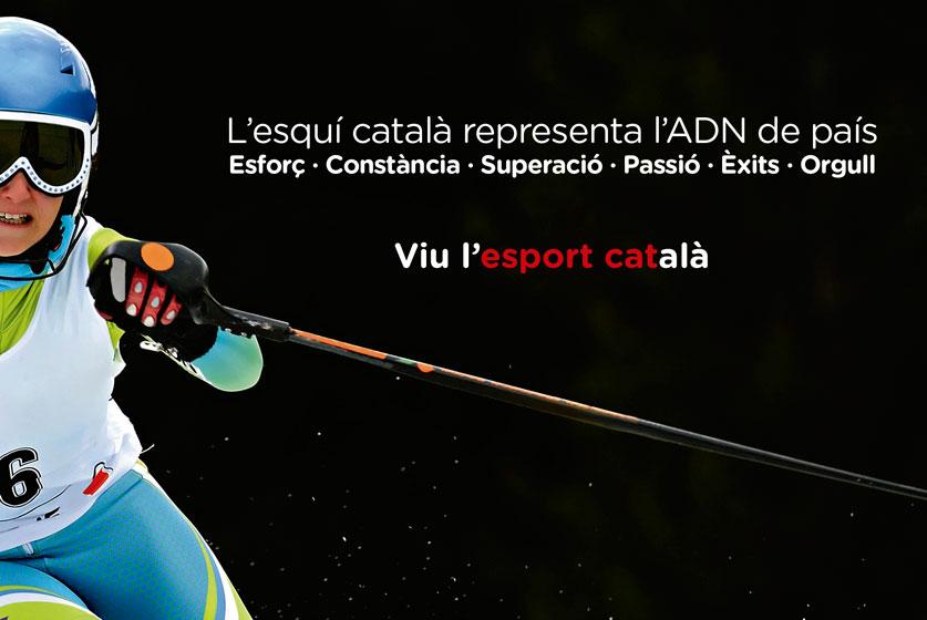 Viu l'esport català